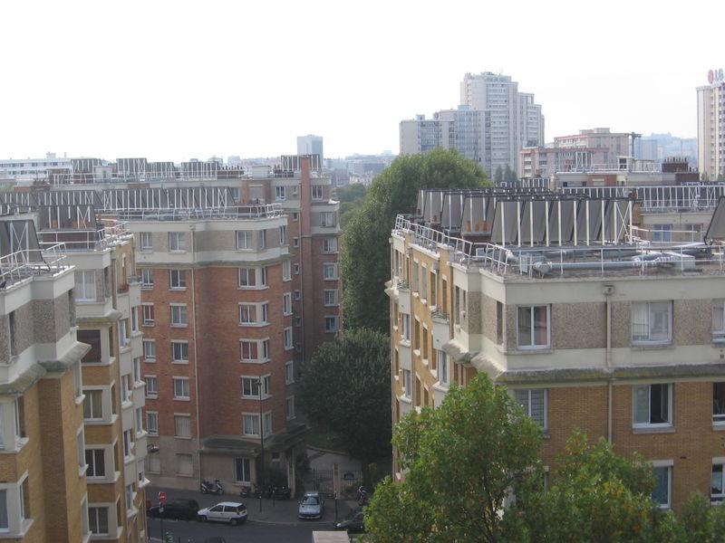 20081012 Toits d'HLM parisiens avec panneaux solaires (2)