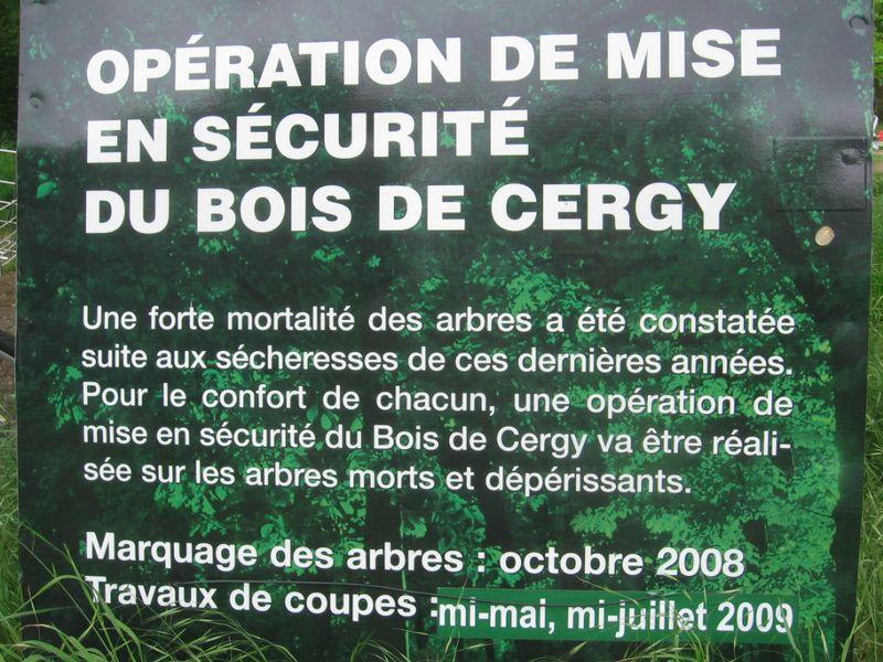 20090506 003 Bois de Cergy, texte sécurité