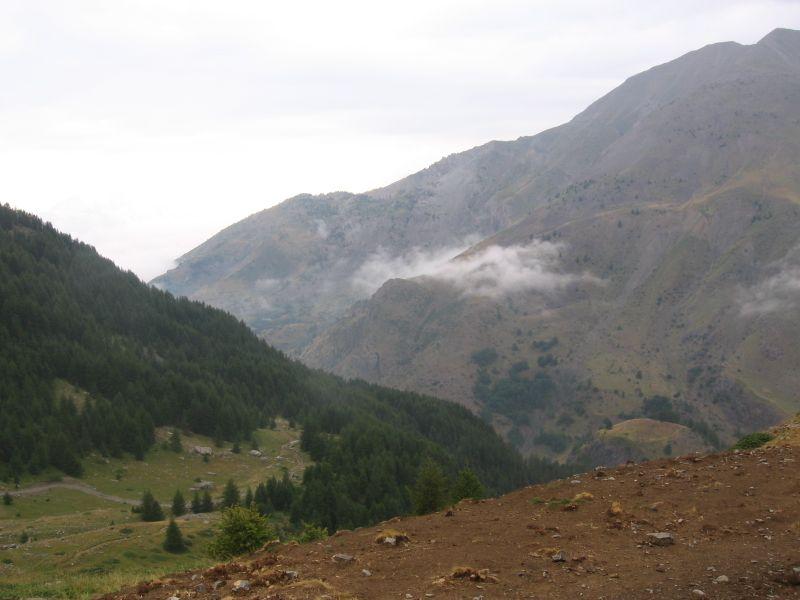 Août 2007 020 Ancelle, vue depuis la cabane