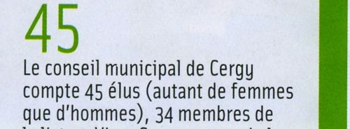 Bulletin municipal Cergy, décembre 2010 - Version 3