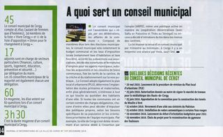 Bulletin municipal Cergy, décembre 2010 - Version 2